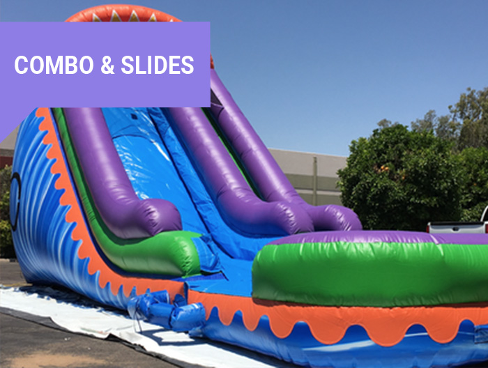 Combo and Slides