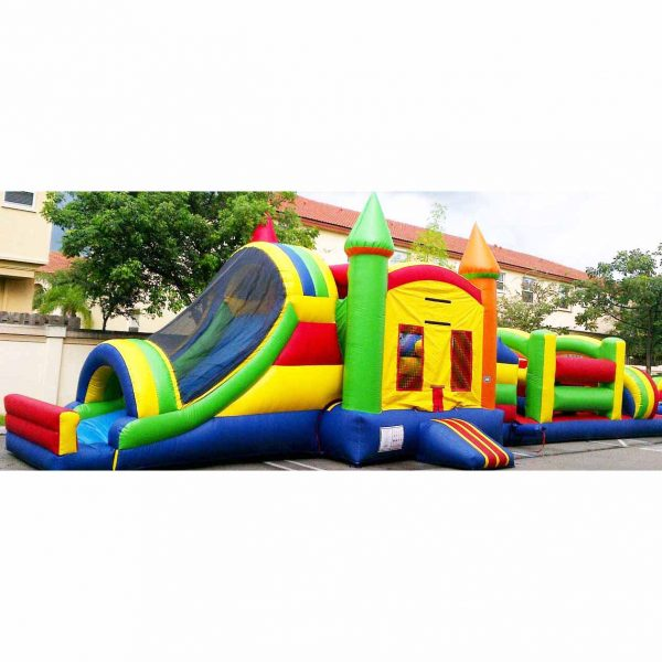 3 in 1 Combo Obstacle Course $280