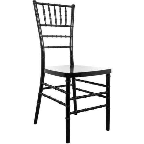 Black Chiavari Stool Chairs