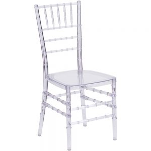 Clear Chiavari Chairs