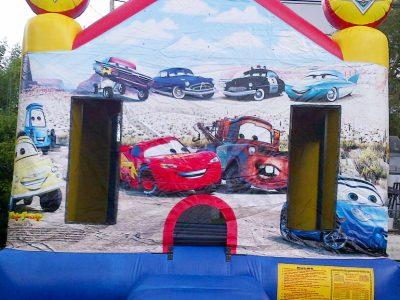 Full Face Cars Bouncer