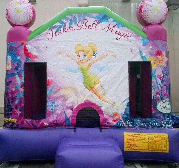 Full Face Tinker-bell Bouncer